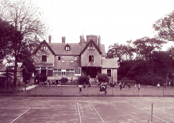 Portsmouth High School history