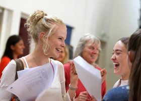 A Level Results 2016 at Portsmouth High School
