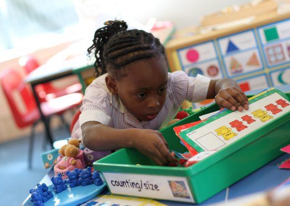 Nursery School in Portsmouth