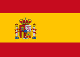 Close up of Spanish flag, Learning a language, Private School Portsmouth