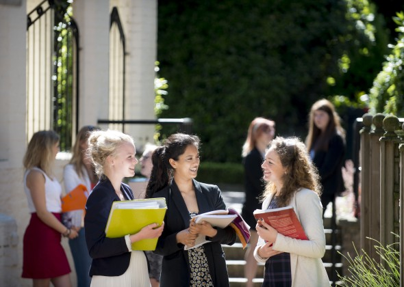 sixth Form Open Evening in Portsmouth