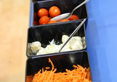 A close up of home-cooked healthy meals, Independent School Portsmouth