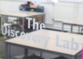 Discovery Laboratory Portsmouth High Junior School