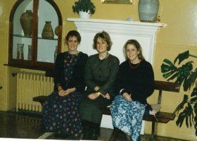 Head Girl team 1988