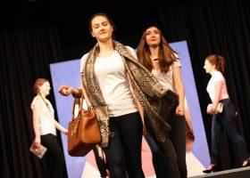 Sixth Form Charity Week - Fashion Show