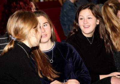 Portsmouth High School pupils enjoy wellbeing conference
