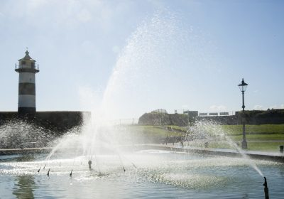 Independent School Portsmouth, Water features on the Southsea seafront