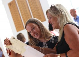 GCSE success stories at Portsmouth High School