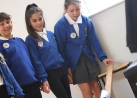 Portsmouth High School STEM challenge