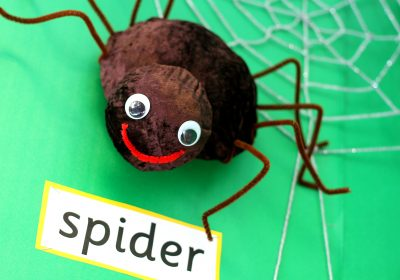 Ssss...spider in the Nursery School