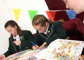 Festival of Languages at Portsmouth High School