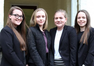 Portsmouth High Head Girl Team 2017/18