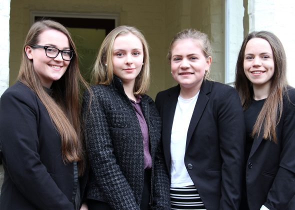 Portsmouth High Head Girl Team 2017/18