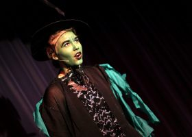 Wizard of Oz at Portsmouth High School