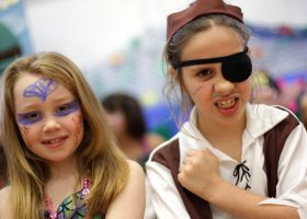 Pirates don't like mermaids - drama at Portsmouth High School