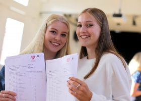 GCSE results at Portsmouth High School GDST