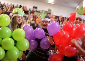 Portsmouth High School charity week 2017