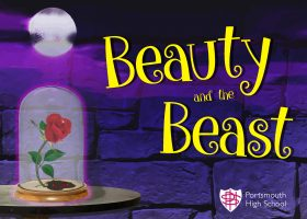 Beauty and the Beast at Portsmouth High School