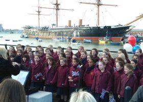 Portsmouth High School Chamber Choir
