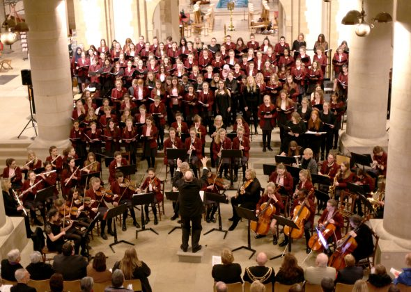 Portsmouth High School's Gala Concert