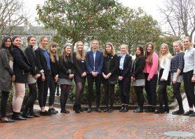Head Girls Portsmouth High School