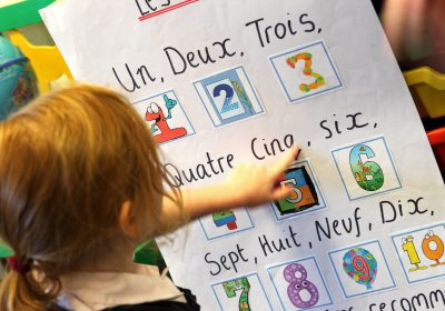 French in Pre-School