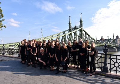 Portsmouth High School Music Tour to Budapest 2018