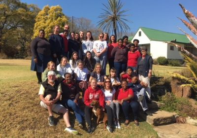 Sixth Form visit South Africa