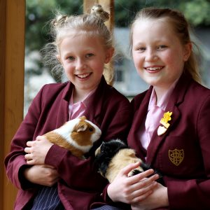 Prep School Open Morning in Hampshire
