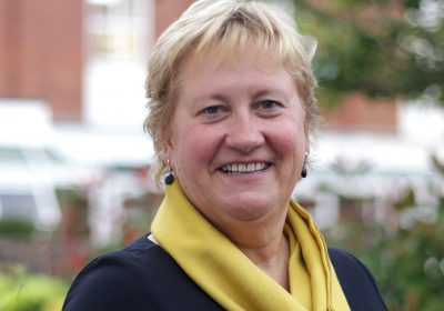 Headmistress of Portsmouth High School GDST, Jane Prescott