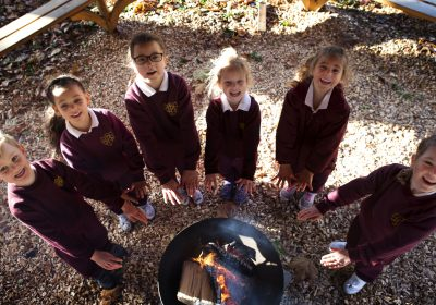 Forest Schools in Portsmouth