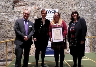 High Sheriff of Hampshire Cyber Award