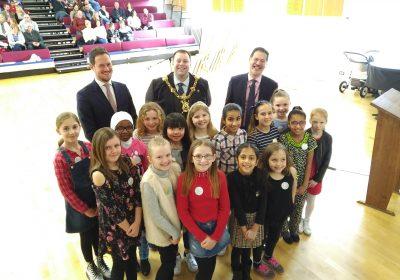 Portmouth High School's Fun on Saturday