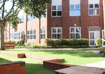 Science Garden at Portsmouth High School GDST