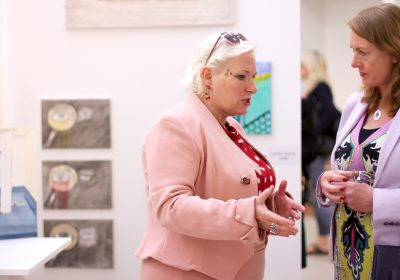 Portsmouth High School Art and Design Technology Exhibition