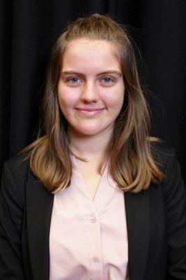 Charlotte - Head Girl at Portsmouth High School