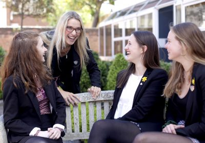 Sixth Form in Hampshire for girls