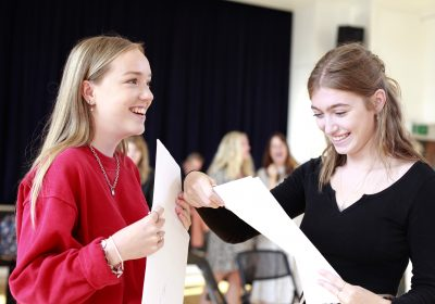 A Level Results at Portsmouth High School
