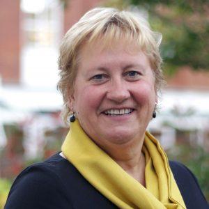 Jane Prescott, Headmistress, Portsmouth High School