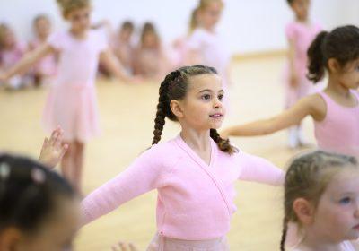 Ballet at Portsmouth High School