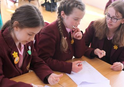 Mathematics challenge at Portsmouth High School