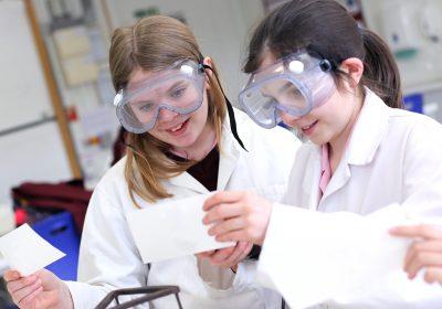 British Science Week at Portsmouth High School GDST