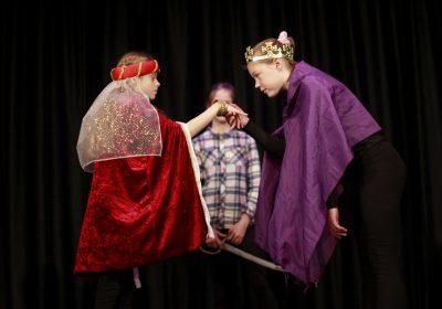 Drama Club at Portsmouth High School GDST