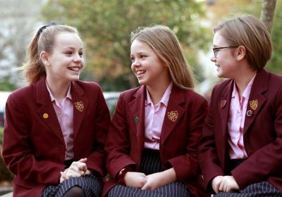 Independent school for girls in Hampshire