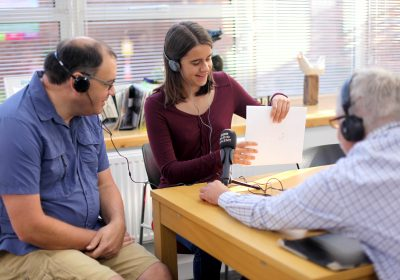 Opening GCSE results live on BBC Radio Solent