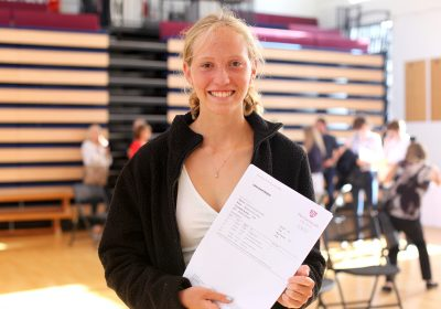 GCSE Results Day at Portsmouth High School
