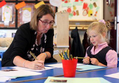 Reception Class teacher at Portsmouth High School