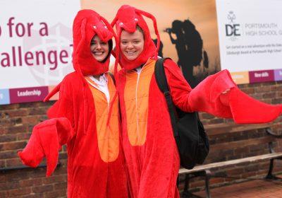 Portsmouth High School Sixth Form Charity Week