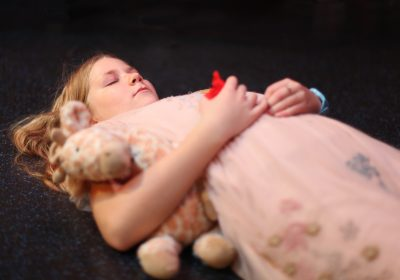 Year 7 at Portsmouth High School perform Sleeping Beauty