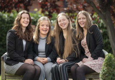 Head Girl Team Sixth Form at Portsmouth High School